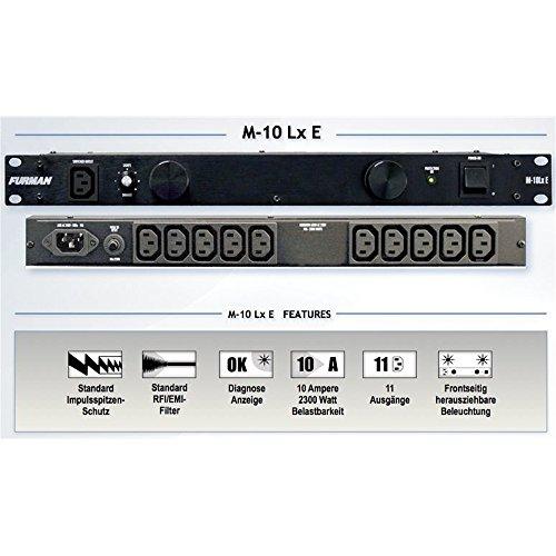 M-10Lx E Power Conditioner
