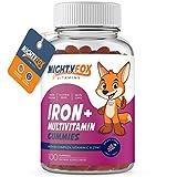 Iron Gummies for Kids – Non-GMO Kids Vitamins with...
