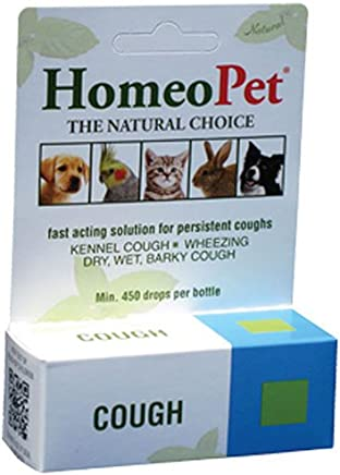 Dog Homeopet Cough