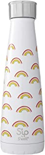 S'ip by S'well 20015-B18-06910 Chasing Rainbows 15oz Water Bottle