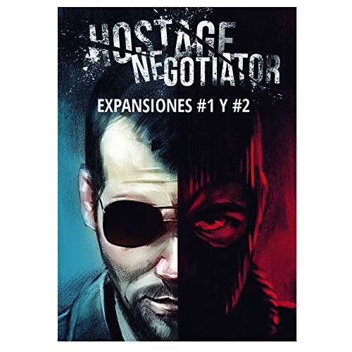 LASTLEVEL JUEGOS Hostage EL NEGOCIADOR EXPANSIONES 1 Y 2