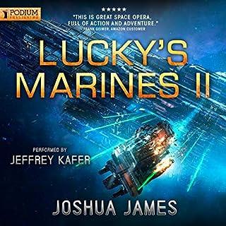 Lucky's Marines II cover art