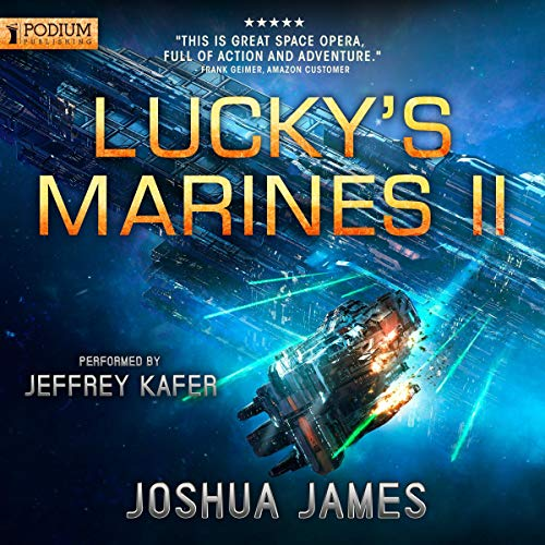 Lucky's Marines II cover art