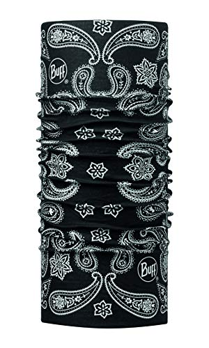 Buff Erwachsene Original Multifunktionstuch, Cashmere Black, One Size
