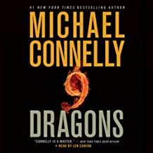 michael connelly nine dragons audiobook