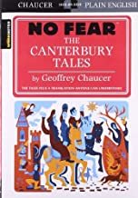 The Canterbury Tales (No Fear Shakespeare) (Sparknotes No Fear Shakespeare) by SparkNotes Editors (2010-01-07)