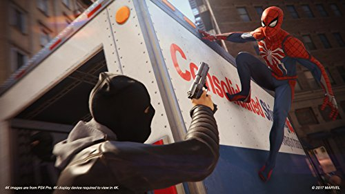 Spider-Man PlayStation 4 Standard Edition - 4