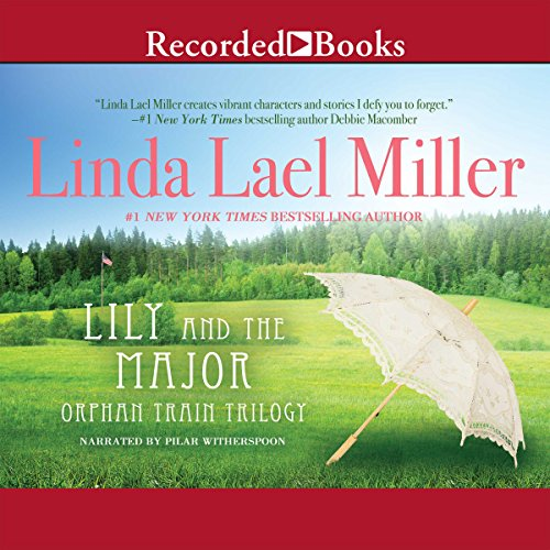 Lily and the Major audiobook cover art