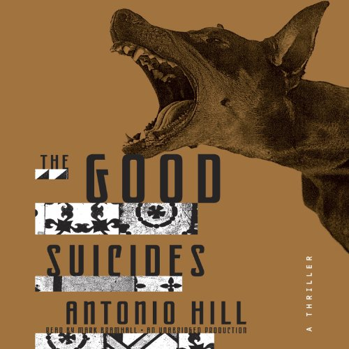 The Good Suicides audiobook cover art