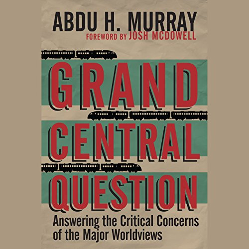 Grand Central Question cover art