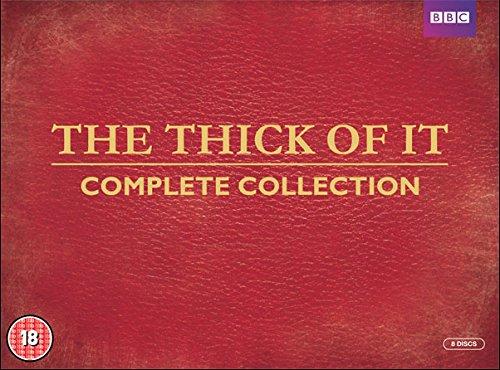 Thick Of It: Series 1-4 [Edizione: Regno Unito] [Edizione: Regno Unito]