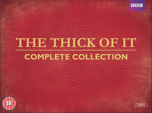 The Thick of It - Series 1-4 Boxset [Import anglais]