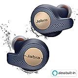 Jabra 完全ワイヤレスイヤホン Elite Active 65t コッパーブルー Alexa対応 BT5.0 マイク付 防塵防水IP56 2台同時接続 2年保証 北欧デザイン 【国内正規品】 100-99010000-40-A