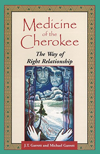 Medicine of the Cherokee: The Way of Right Relationship (Folk Wisdom)