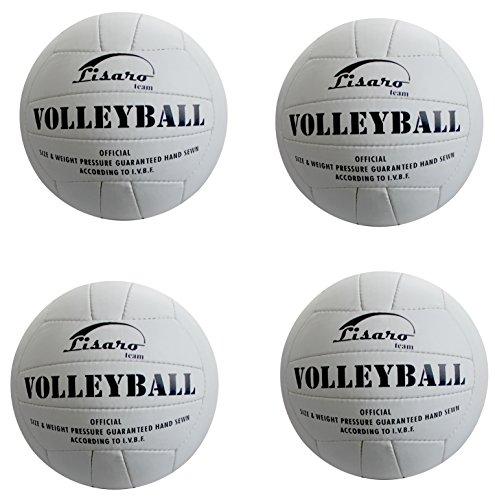 Lisaro 4 x Volleybälle/Teamvolleyball/Ball