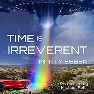 Time Is Irreverent audiobook cover art