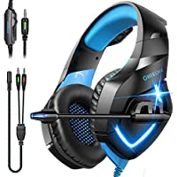 Onikuma Gaming Headset with Mic