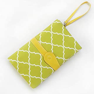 Foldable Travel Diaper Changing Pad Changing Mat Bag Kit for Babies