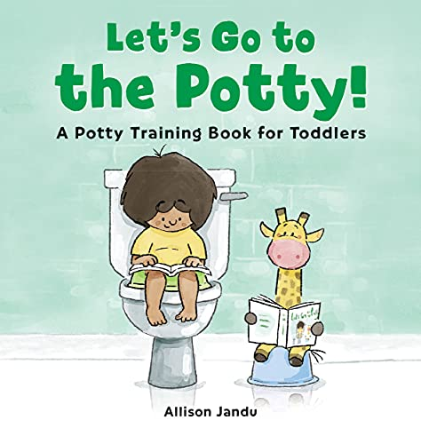 Compare Textbook Prices for Let's Go to the Potty!: A Potty Training Book for Toddlers  ISBN 9781638788355 by Jandu, Allison