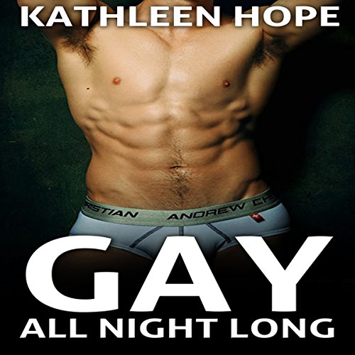 Gay: All Night Long audiobook cover art