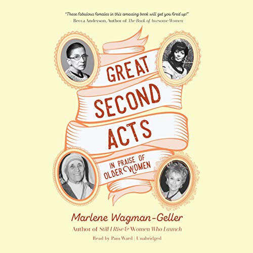 Great Second Acts audiobook cover art