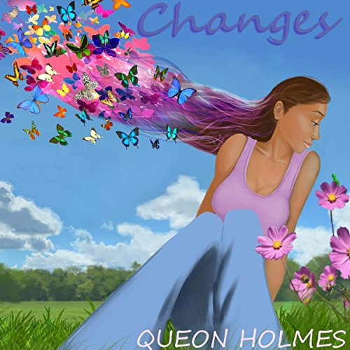 Changes audiobook cover art