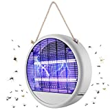 Bug Zapper, Mosquito Traps, Gnats Traps, Moths Traps, Mosquito Eradicator for Kitchen, Bed...
