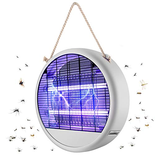 Bug Zapper, Mosquito Traps, Gnats Traps, Moths Traps, Mosquito Eradicator for Kitchen, Bedroom, Office, Patio, DH-MW17