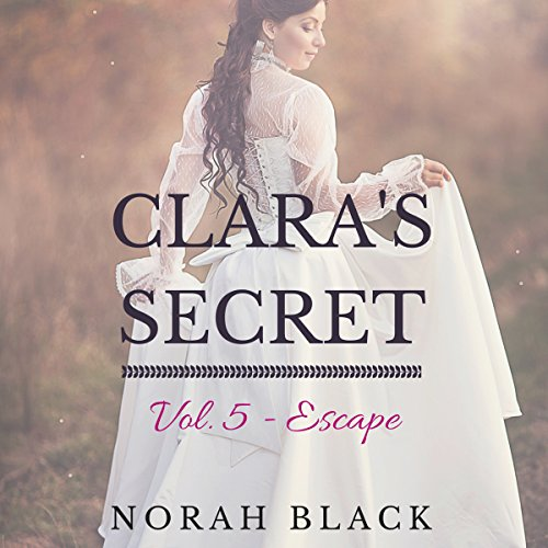 Clara's Secret: Volume Five - Escape audiobook cover art