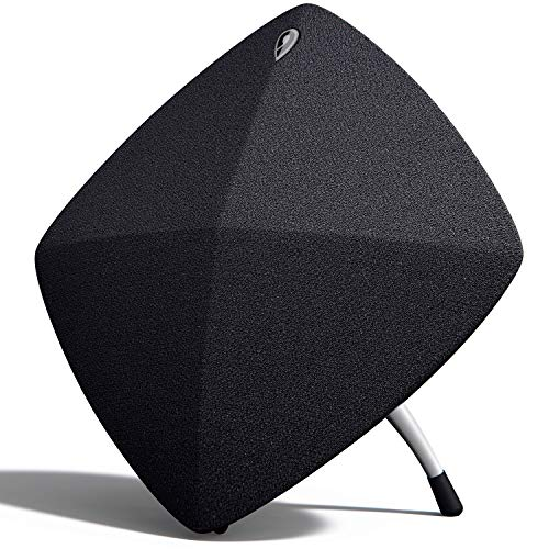 Home Theater Bluetooth Speaker, Asimom Powered Speakers with 45W Extended Bass and Treble, 2.1 HiFi Surround Sound, Wireless Stereo Pairing, Design for Home, Bookshelf, TV, Desktop