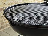 Zoom IMG-2 weber 1221004 compact kettle barbecue