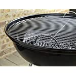 Weber Compact 47cm Charcoal BBQ Black 9