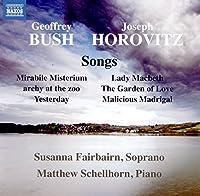 Bush/Horovitz: Songs