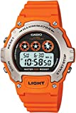Casio - Damen -Armbanduhr W-214H-4A