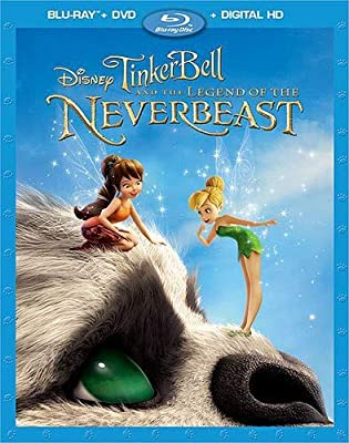 Tinker Bell and the Legend of the Neverbeast [Blu-ray]