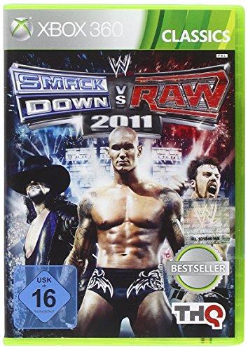 WWE Smackdown vs. Raw 2011 [Software Pyramide] [Importación alemana]