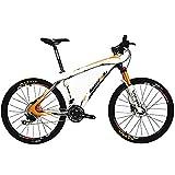 BEIOU Carbon Fiber Mountain Bike Hardtail MTB Shimano M610 DEORE 30...