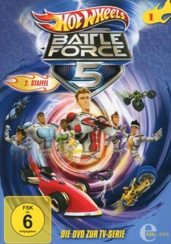 Hot Wheels Battle Force 5 - Folge 1 [Edizione: Germania]
