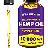 Good Bundle of Benefits – 25 000 MG - Hemp Oil Drops Review