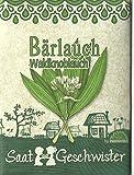 Die Stadtgärtner Bärlauch-Saatgut | Samen des Waldknoblauchs für den Garten, Balkon oder Terrasse