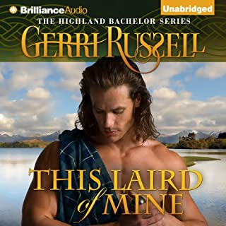 This Laird of Mine audiobook cover art
