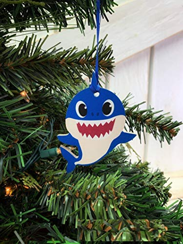 Baby Christmas Ornament 2019 / Holiday/Kids Ornament/Children/Baby/Wooden Ornament/Tree Decor/Daddy/Mommy (Grandma- Salmon)