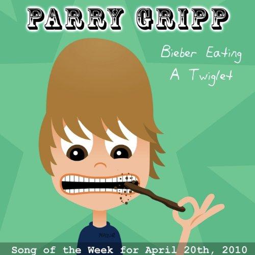 Bieber Eating A Twiglet - Single