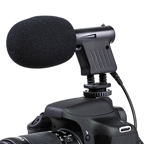 Ritz Gear Shotgun Microphone for Ca…