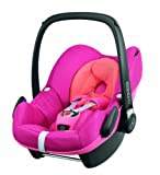 Maxi-Cosi Pebble Group 0+ Infant Carrier Car Seat (Spicy Pink)