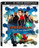 Spider-Man: Far From Home (4K+Br)