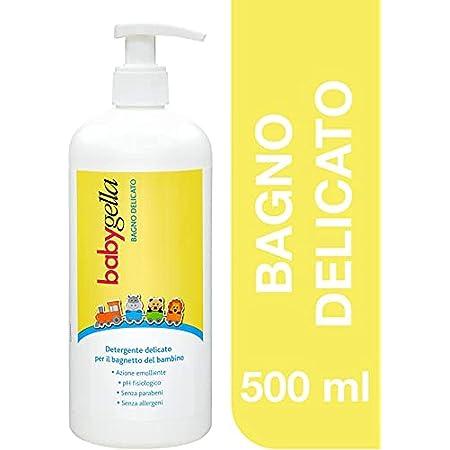 Babygella Bagno Delicato Flacone- 500 Ml