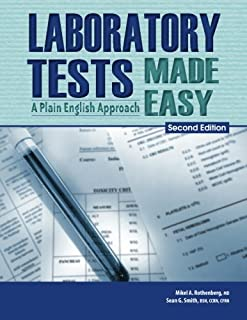 Laboratory Tests Made Easy: A Plain English Approach