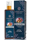 Amberry Ayurveda Argan Black Seed Onion Hair Oil for Hair Growth For Men
