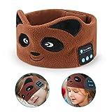 Allnice Kids Headphones Kids Bluetooth Sleep Eyes Mask Wireless Eye Mask Headphones Eye Cover USB Chargeable for Sleep Travel